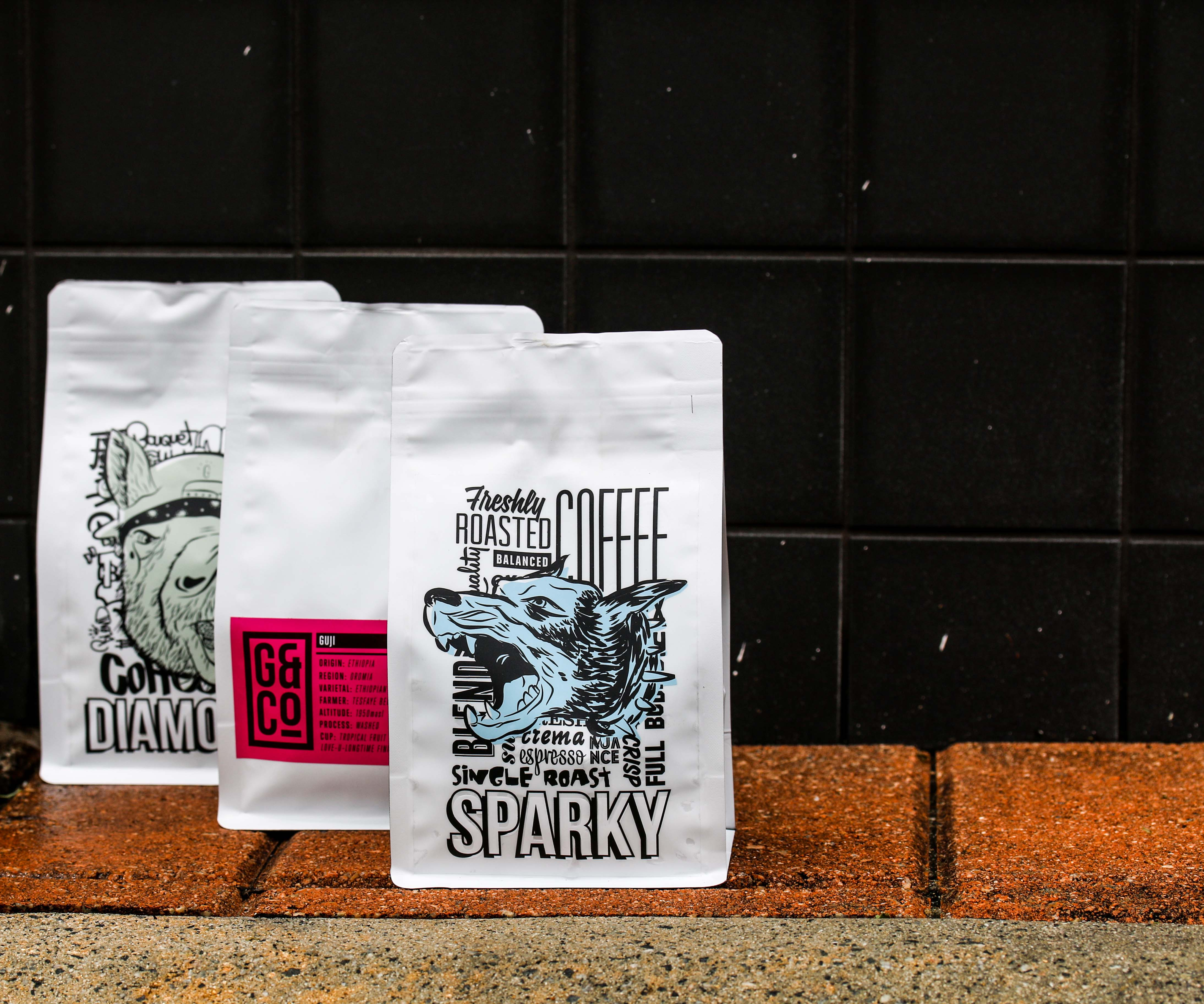 corporate pack Coffee lovers deluxe $55