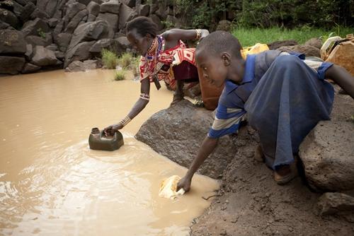 Kenya water